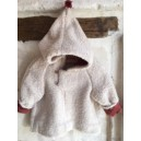 Manteau Mouton Moulin Roty